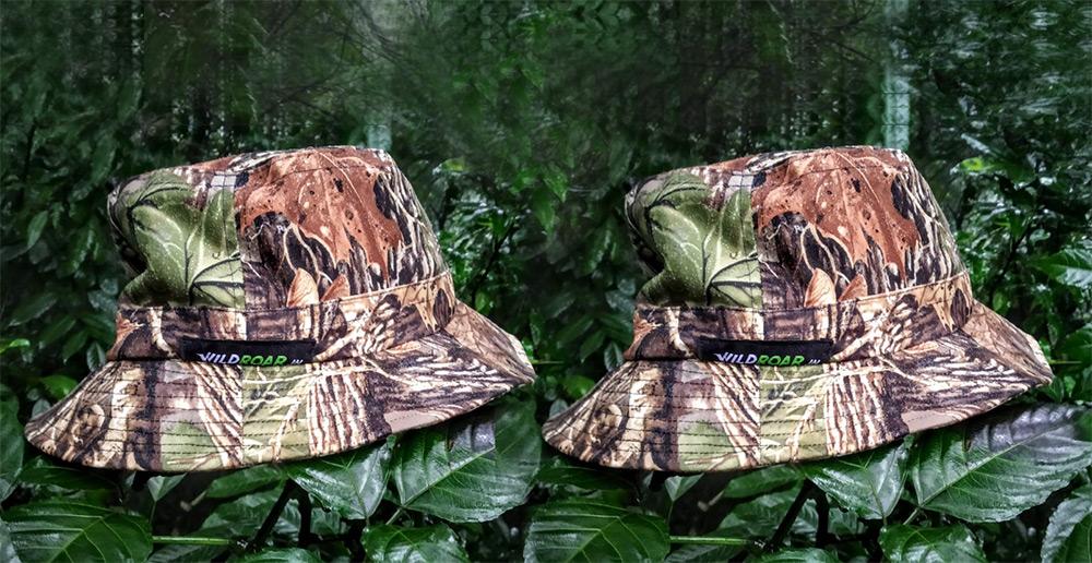 2f862205abc WildRoar Rain Bucket Hat – Pack of two – WildRoar.in